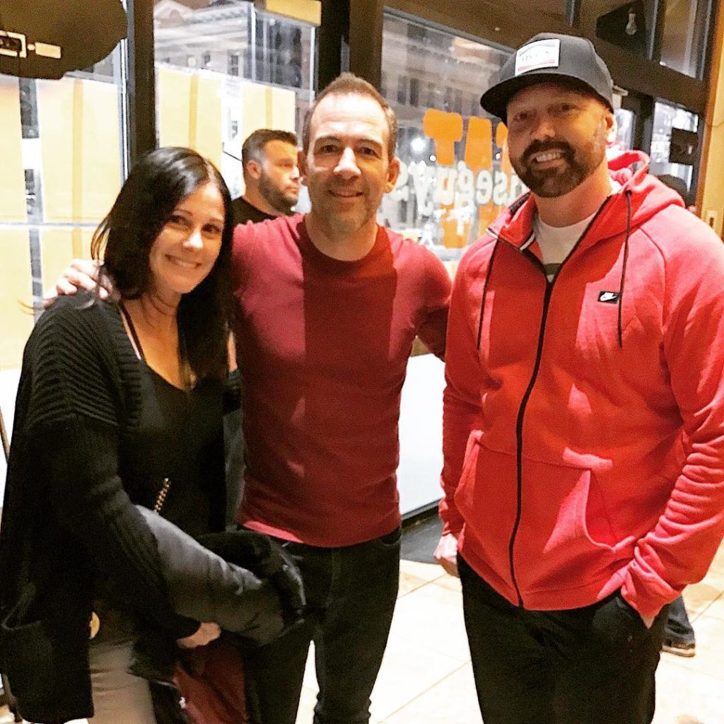 Another incredible night at wiseguysutah Thanks bryancallen for so manyhellip