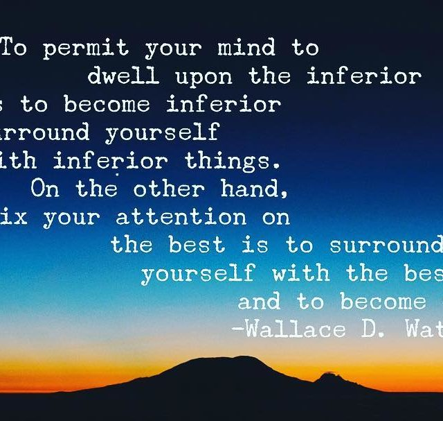 I love this quote from Wallace D Wattles found inhellip