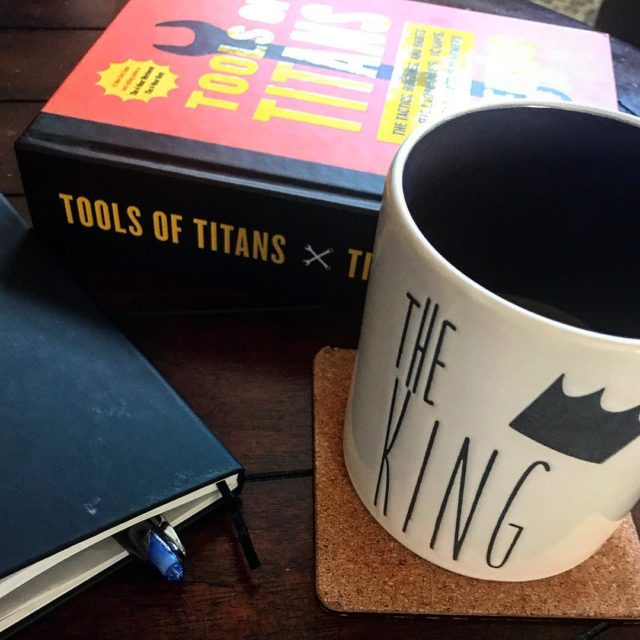 Titans and Kings  Weekly preparation coffee or covfefe dependinghellip