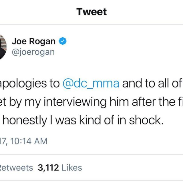 Theres a HUGE lesson here  First up joerogan ishellip