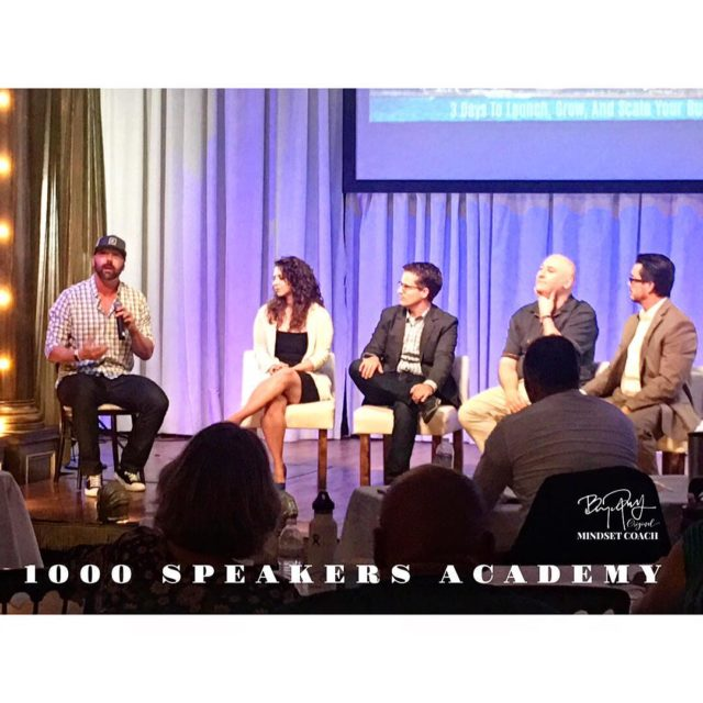 Its been a great day  1000speakers 1000speakersacademy businessofspeaking paneldiscussionhellip